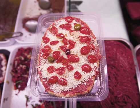 Gastronomia parmigiana - Macelleria Equina Olga